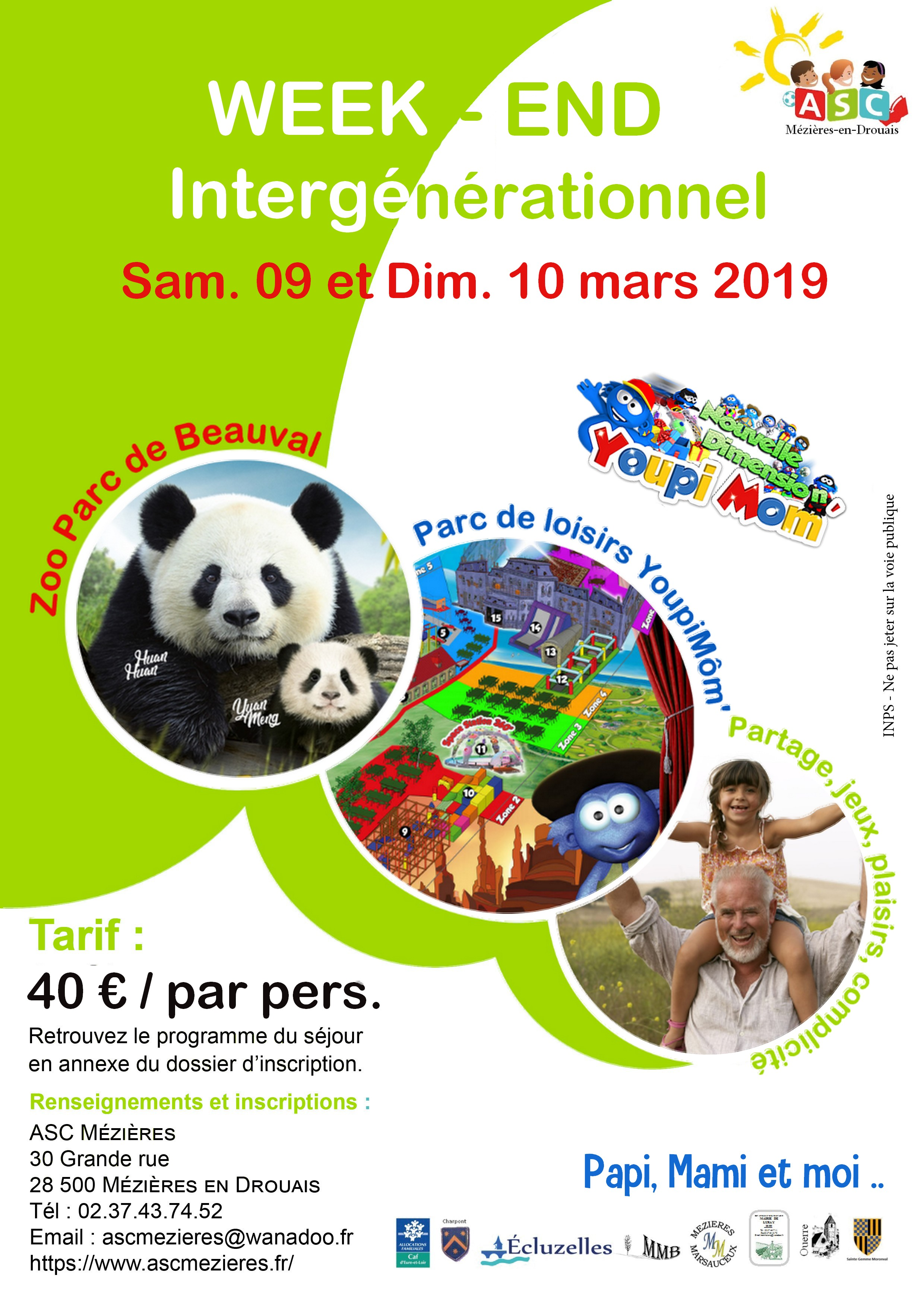 affiche we interg 09 10 mars 19